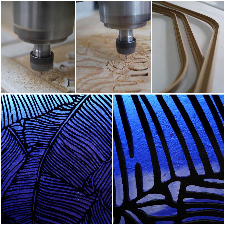 Обработка листовых материалов